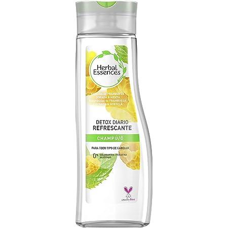 Herbal Essences Bio Renew: Champú con fresa blanca y menta ...
