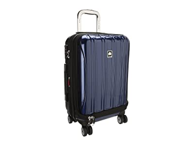 Delsey Helium Aero 19 International Carry-On Expandable Trolley (Blue) Carry on Luggage