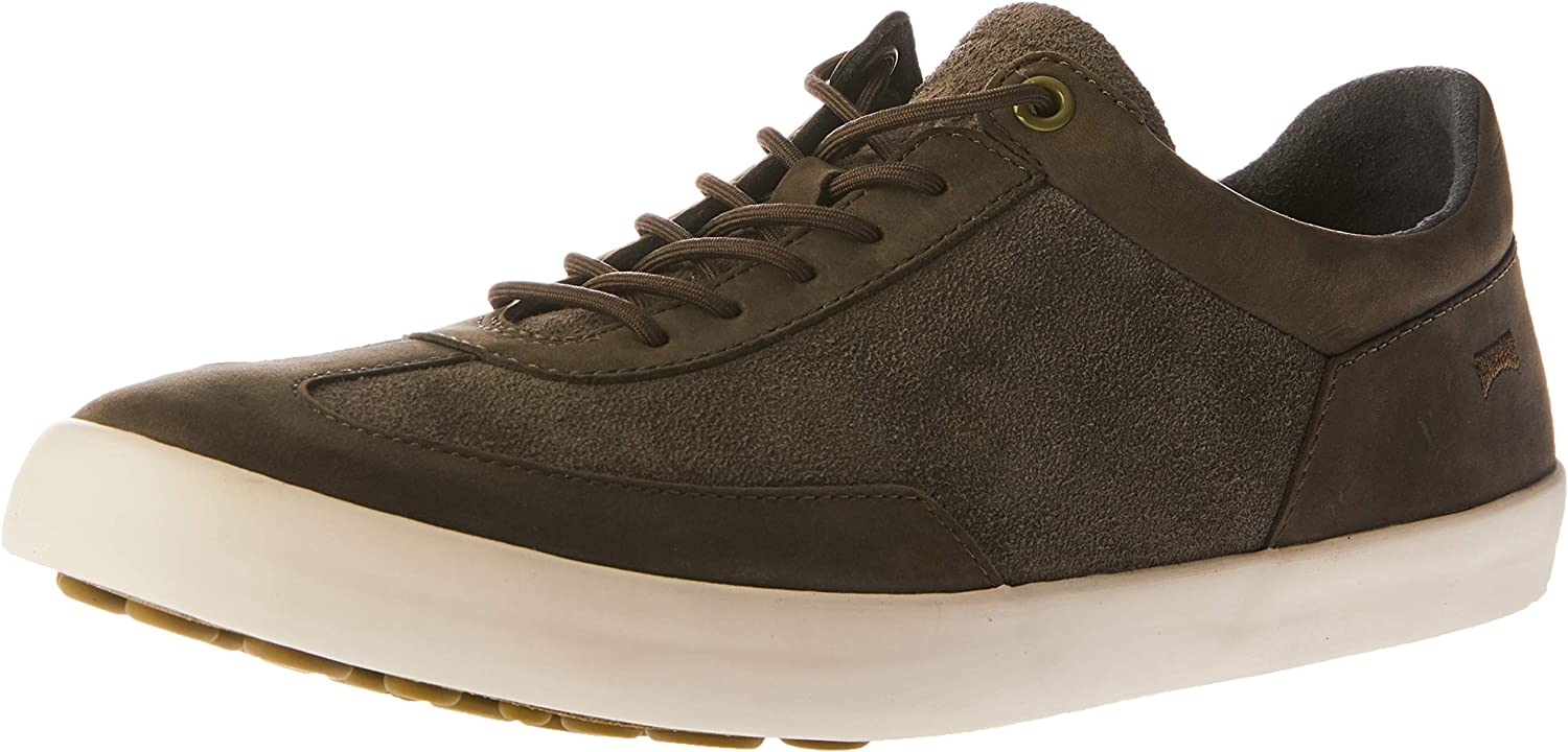 Camper Mens Pursuit Nubuck shoes