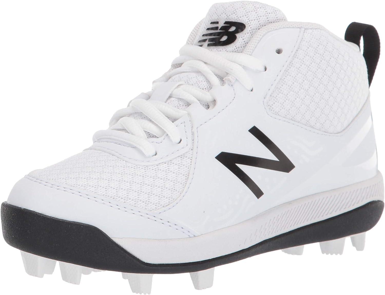 New Balance Kid's free Discount mail order 3000 Baseball V5 Molded Shoe