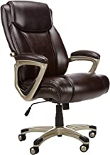 AmazonBasics Big & Tall Executive Chair,Brown