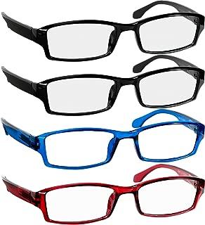 Best rubber reading glasses Reviews