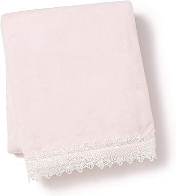 フランフラン ルーシェ スロー ひざ掛け 1700×1300 ピンク