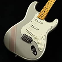 Fender FSR Traditional '50s Stratocaster Electric Guitar with Stripe (Inca Silver)