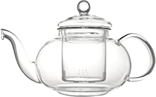 Verona enkelväggig glastekanna 0,5 l inkl. filter