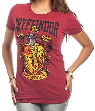 Harry Potter Gryffindor Juniors Red T-shirt