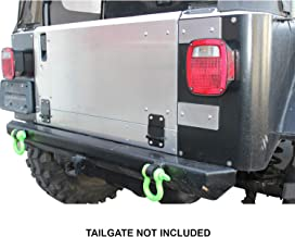 Best jeep drop down tailgate conversion Reviews