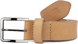 Cintura in cuoio uomo artigianale Holais personalizzabile gratis