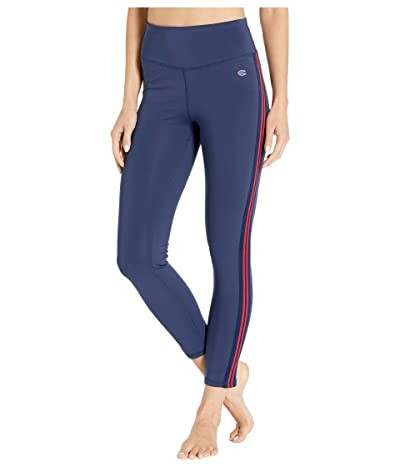 Champion Phys Ed High-Rise Tights (Athletic Navy) Women