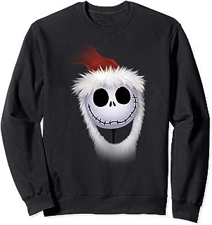 Disney Nightmare Before Christmas Santa Jack Sweatshirt