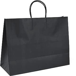 Black Gift Bags 16x6x12