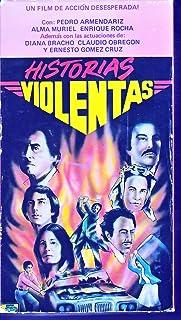 Historias Violentas VHS