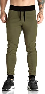 THE ARCHER Men's Slim Fit Joggers