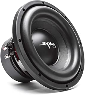 "$85 » Skar Audio SDR-10 D4 10"" 1200 Watt Max Power Dual 4 Ohm Car Subwoofer (Renewed)"