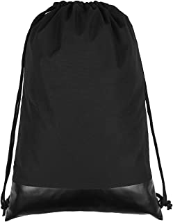 Lixada Turnbeutel Beutel Rucksack Wasserdicht Gymsack Sportbeutel mit Tasche Drawstring Bag für Schulsport,Schwimmen,Reisen - von Lixada