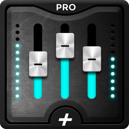 Equalizer + Pro (Musik Player Lautstärke Booster)
