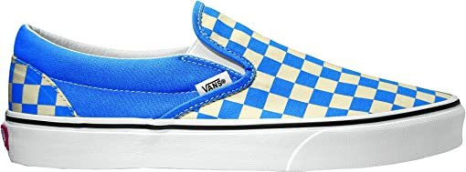 (Checkerboard) Nebula Blue/True White