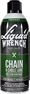 Liquid Wrench L711 Chain & Cable Lube - 11 oz.