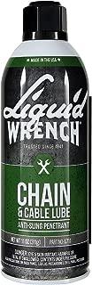 Liquid Wrench L711-12PK Chain Lube (12/11Oz)