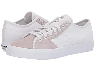 adidas Skateboarding Matchcourt RX (Crystal White/Crystal White/Footwear White) Men
