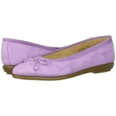 A2 by Aerosoles Fair Bet (Light Purple Combo Microfiber) Women