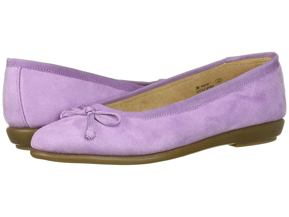 A2 by Aerosoles Fair Bet (Light Purple Combo Microfiber) Women