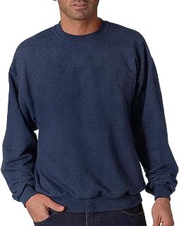 Jerzees Men`s NuBlend Crew Neck Sweatshirt