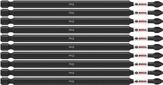 Bosch ITPH26B Impact Tough 6 In. Phillips #2 Power Bits