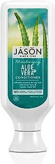 JASON Moisturizing Aloe Vera 84% Conditioner IASC Certified, 16 Ounce Bottle