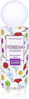 PARFUMS SAPHIR Fruit Attraction Verbena Eau de Toilette para Mujeres - 100 ml