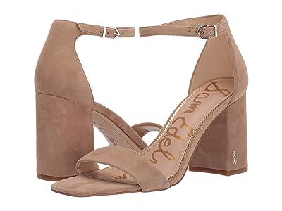 Sam Edelman Daniella (Oatmeal Suede Leather) Women