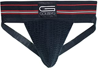 GOLBERG G Athletic Supporter - Naturally Contoured Waistband - Multiple Colors