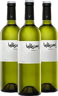 Nueva Añada 2019 Valdecuevas Verdejo, Caja de 3, Vino