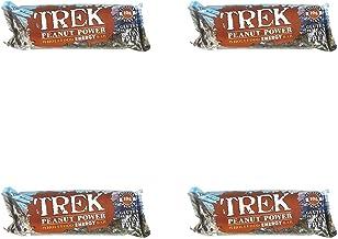 Trek Protein Peanut Power 55g Bar x 16 Pack of 4