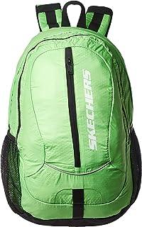 Skechers Unisex Soprt Bag Casual Daypack Backpack, Color Green