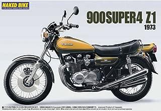 AOSHIMA 1/12 -- naked -- motorbike No.63 Kawasaki 900 SUPER4 Z1 73 models