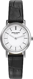 Bonne Nouvelle Steel Women Black Leather watch-PC108112F01