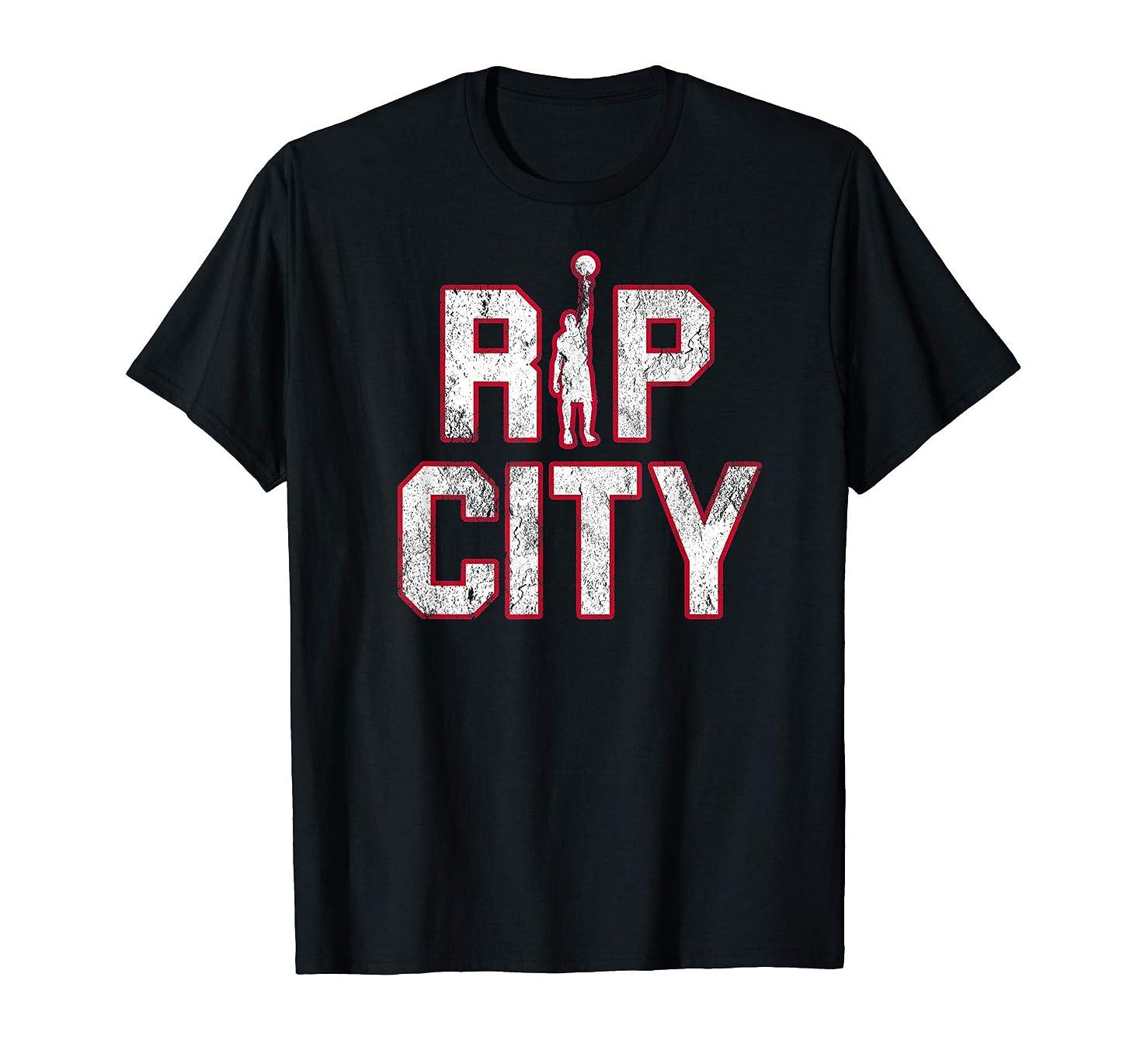 Portland City Fan Shirt
