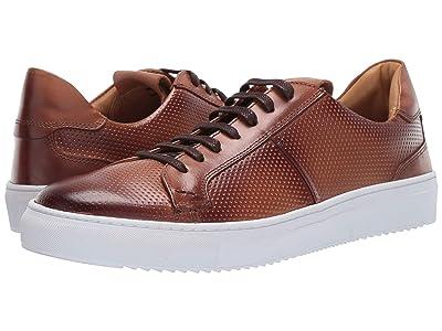 Massimo Matteo Perf Sneaker (Tan) Men
