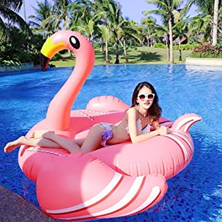 High quality Airbeds Swimming Inflatable Bed Water Floating Boat Adult Swimming Air Cushion Thin Neck Flamingo Inflatable ...