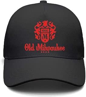 old milwaukee beer hat