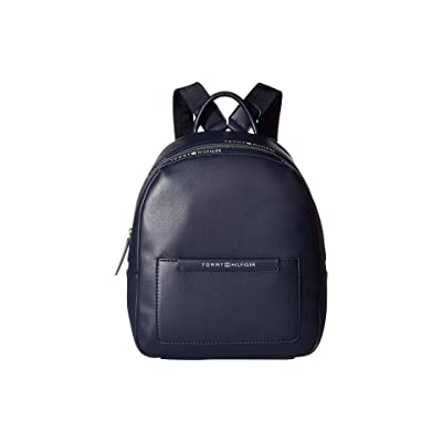 Tommy Hilfiger Jackie Backpack (Tommy Navy) Backpack Bags