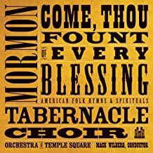 come thou fount of every blessing wilberg