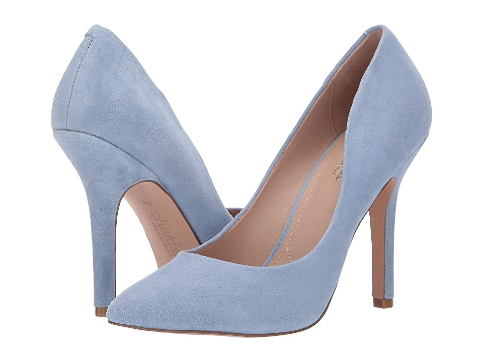 Charles by Charles David Maxx (Muted Blue) High Heels