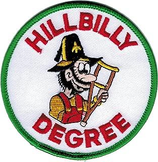 shriners hillbilly degree