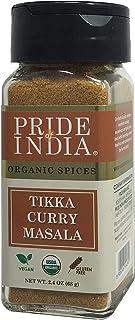 El orgullo de la India - India Tikka Masala Curry condimento
