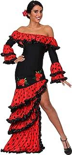 Women's Spanish Senorita Costume
