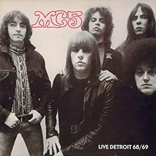 Live Detroit 68/69 -Ltd- [12 inch Analog]
