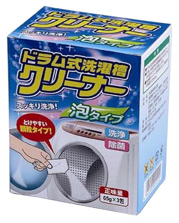 インディカ間保存ドラム式洗濯槽クリーナー 泡タイプ