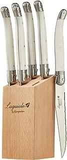 Best laguiole white cutlery set Reviews